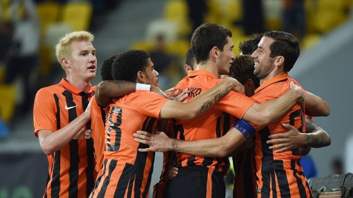 Шахтер 2-0 Истанбул Башакшехир. Обзор матча (25.08.2016)