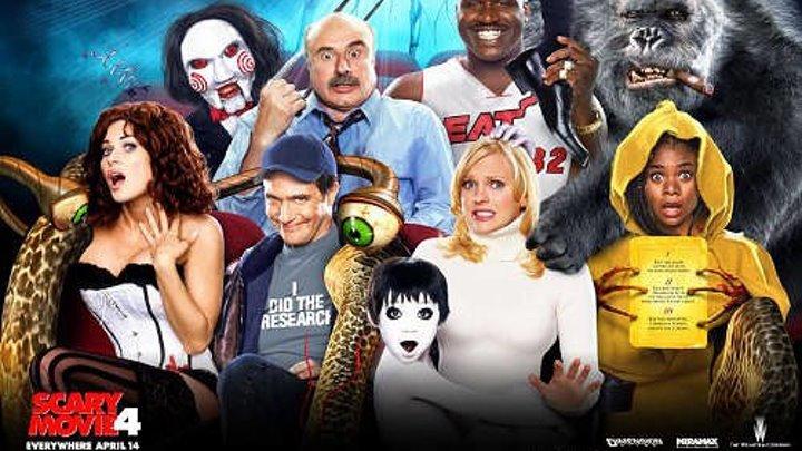 Очень страшное кино 4 (2006) Страна: США