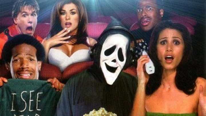 Очень страшное кино (2000) Страна: США