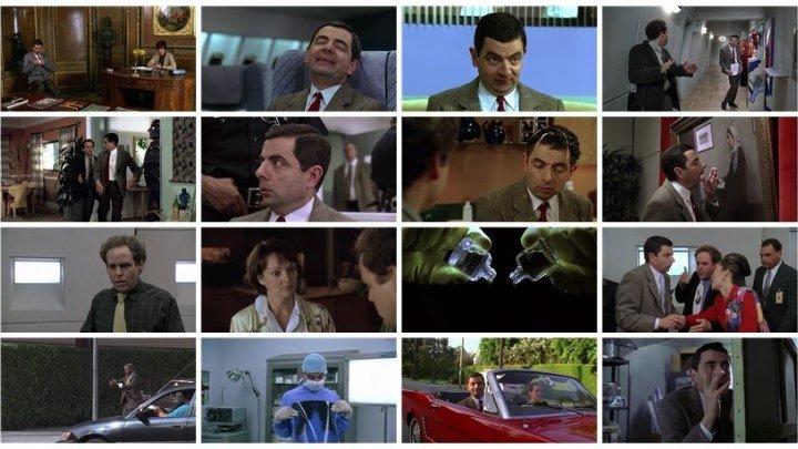 Фильм катастрофа(комедия) ㋛㋛㋛ Мистер Бин / Bean (1997)