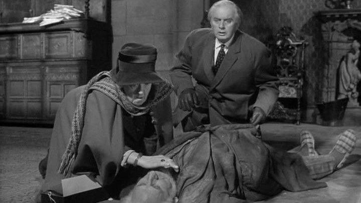 Мисс Марпл: После похорон (детектив по роману Агаты Кристи) | Великобритания, 1963