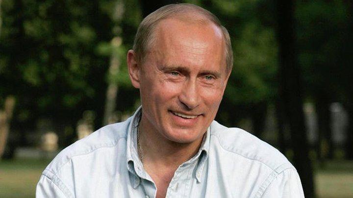 Владимиру Путину - С Днем Рождения, Президент России - Супер Клип и Песня!