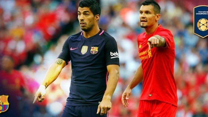 Ливерпуль Барселона 4-0