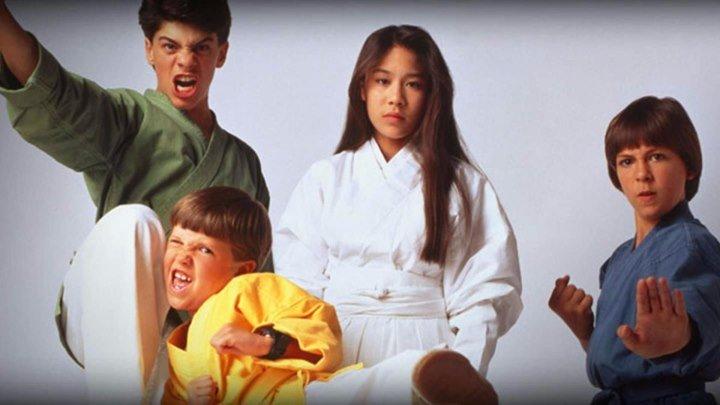 Три ниндзя наносят ответный удар (комедийный боевик) | США, 1994