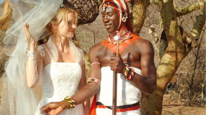 Белая масаи / Die Weisse Massai (Германия 2005 HD) Драма, Мелодрама