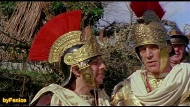 За любовь к Поппее / Per amore di Poppea (1977 HD) О древнем Риме Комедия ツ