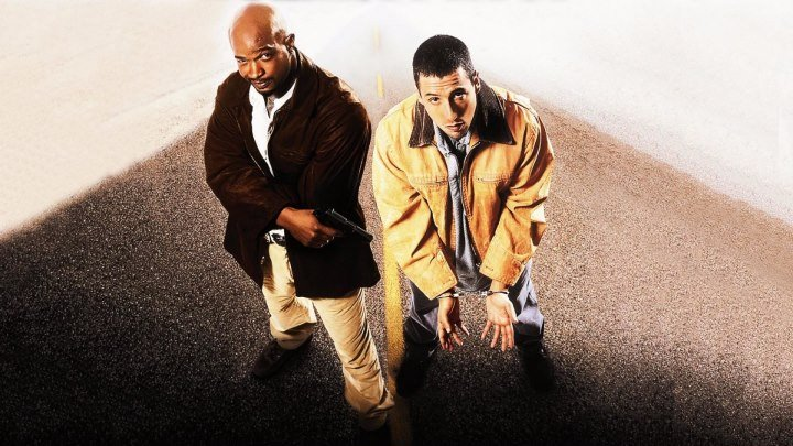 Пуленепробиваемый (1996) комедия, боевик