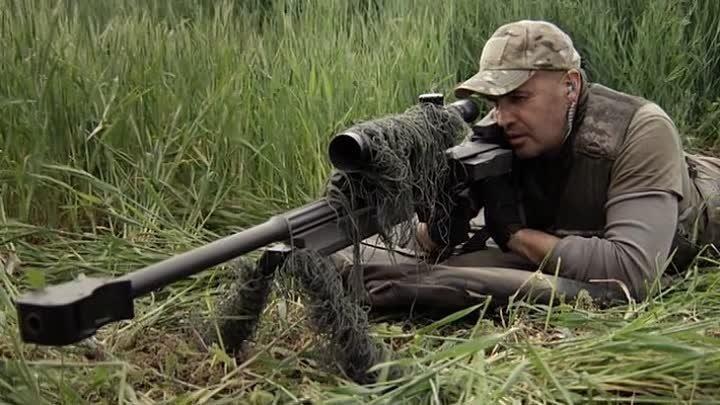 Снайпер_ Призрачный стрелок 2016 Боевик