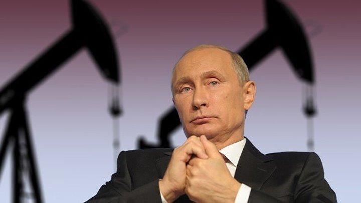 Нефть и рубль отреагировали на заявления Путина в Турции