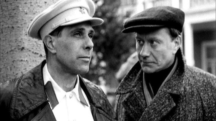 Мой друг Иван Лапшин. (1984)