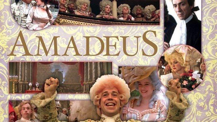Амадей / Amadeus (США 1984 HD)16+ Арт-хаус / Авторское кино, Биография, Драма, Музыка