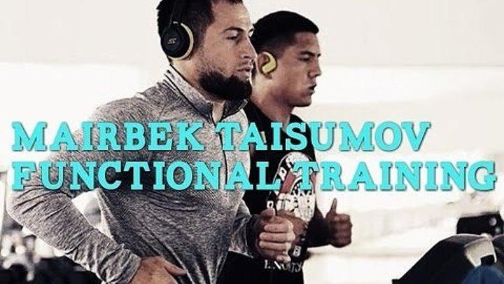 Mairbek Taisumov functional training