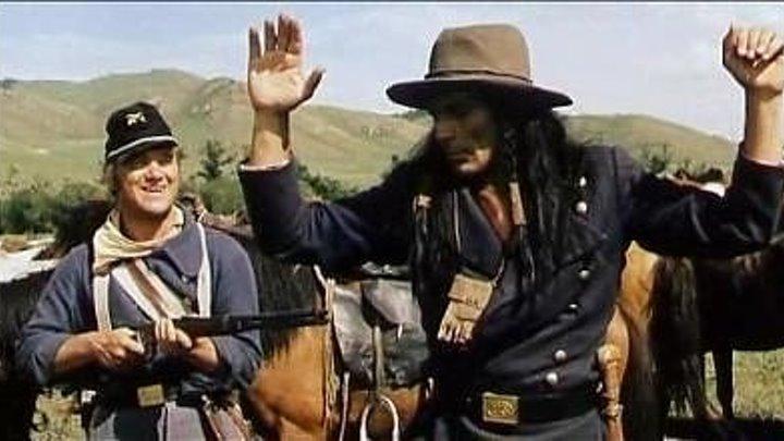 Вождь Белое Перо ⁄ Der Scout (ГДР, Монголия 1983 HD) Драма, Приключения, Вестерн 🔫