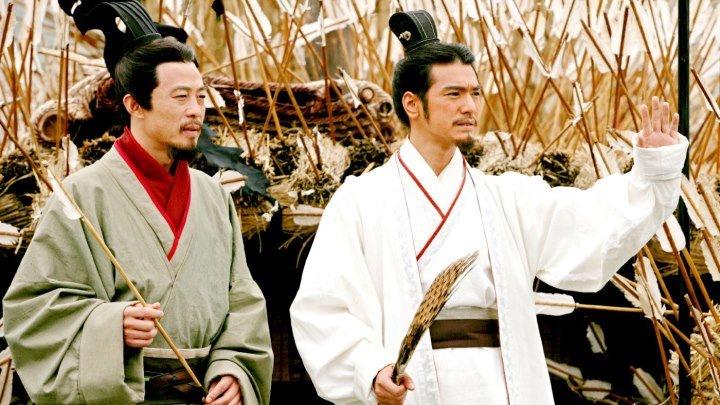 Битва у Красной скалы 2 / Red Cliff II / Chi bi xia: Jue zhan tian xia (2009: боевик, драма, военный, история)