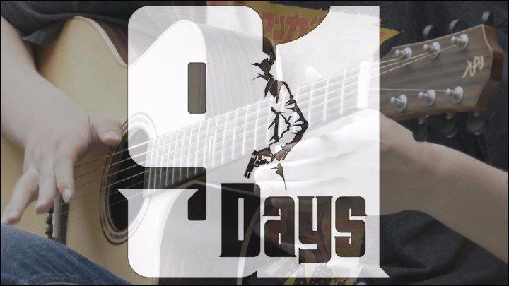91 Days OP 'Signal' [Fingerstyle Guitar Cover by Eddie van der Meer]