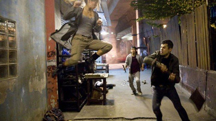 """Фильм """"Уличный боец"""" Боевик, Криминал, Триллер, Фэнтези.2009"""