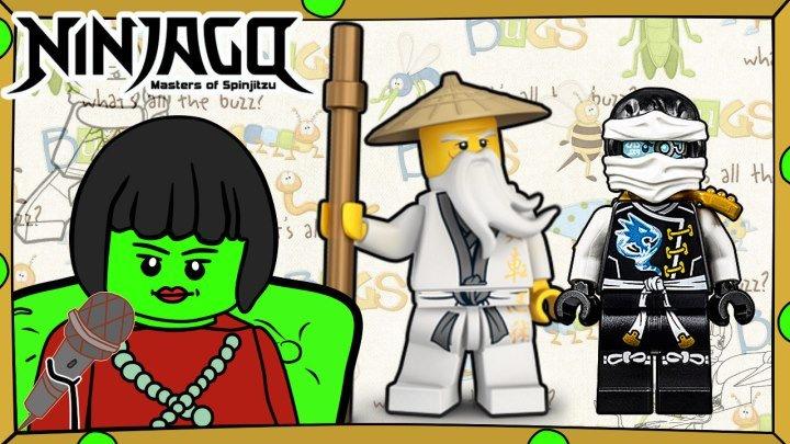 Surprise Eggs! LEGO Ninjago! Киндер Сюрприз Лего Ниндзяго мультфильм про киндеры
