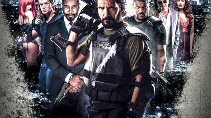 крутой фильм Хроники мстителя (2016) Vigilante Diaries Жанр: Боевик.