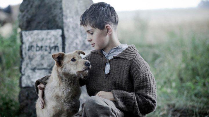 Беги, мальчик, беги (Германия, Франция 2013 HD) Боевик, Военный, Драма