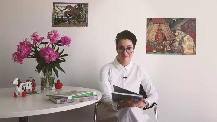 Екатерина Гершуни читает «Историю про день, когда всё шло шиворот-навыворот» Ганса Фаллады для Алины К.