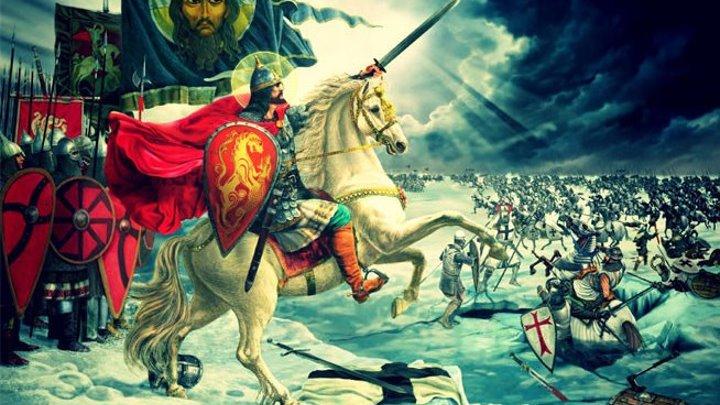 Князь Александр Невский. История Православной Руси †