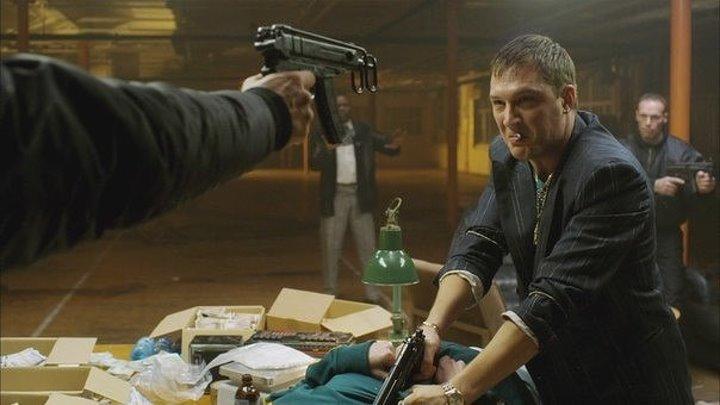 Прикуп / мини-сериал (Великобритания 2009 HD) 18+ Триллер, Драма, Криминал