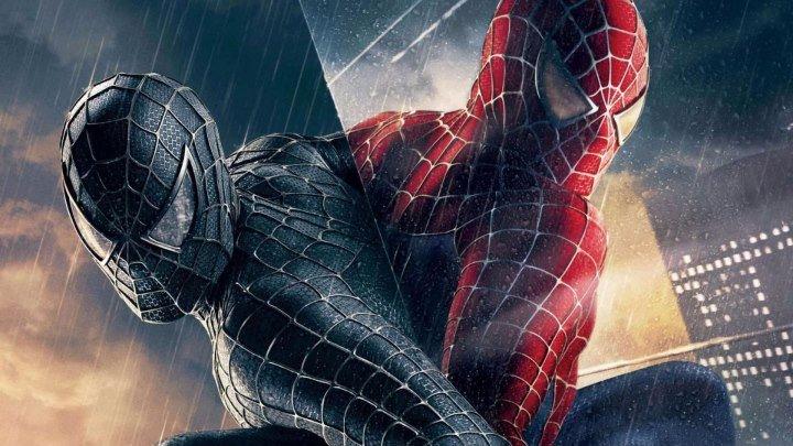 Человек-паук 3_ Враг в отражении HD( фантастика, боевик, приключения)2007