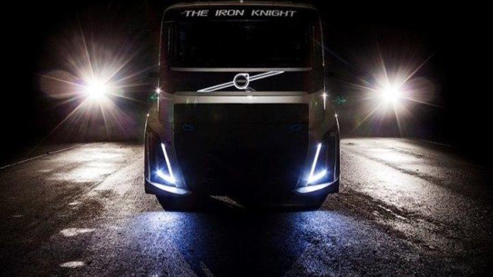 Volvo готовится побить мировой рекорд на 2400-сильном грузовике