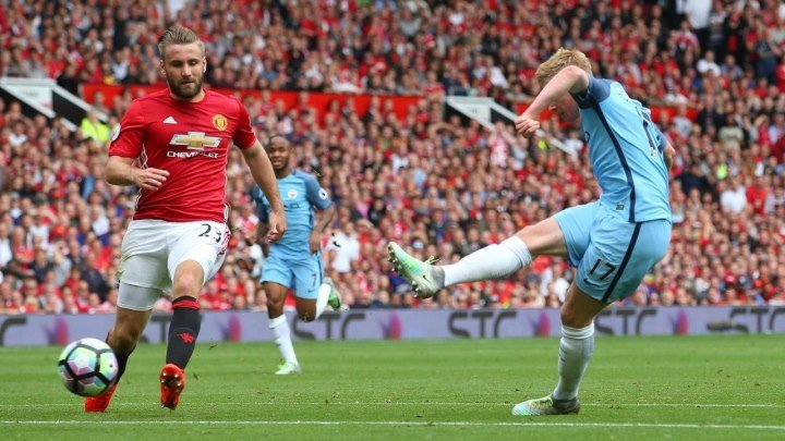 Манчестер Юнайтед - Манчестер Сити 1-2