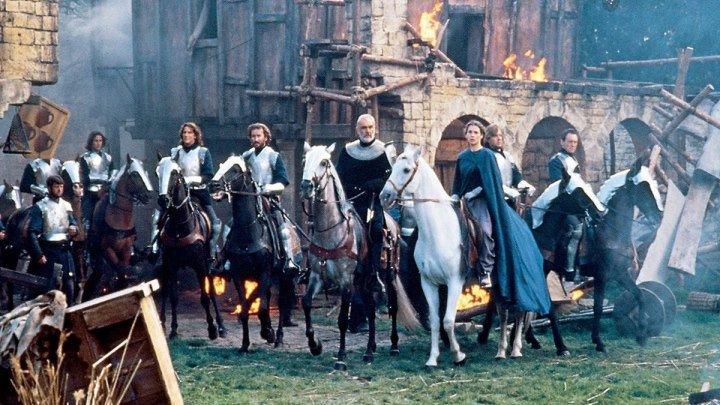 Первый рыцарь. исторический, приключения