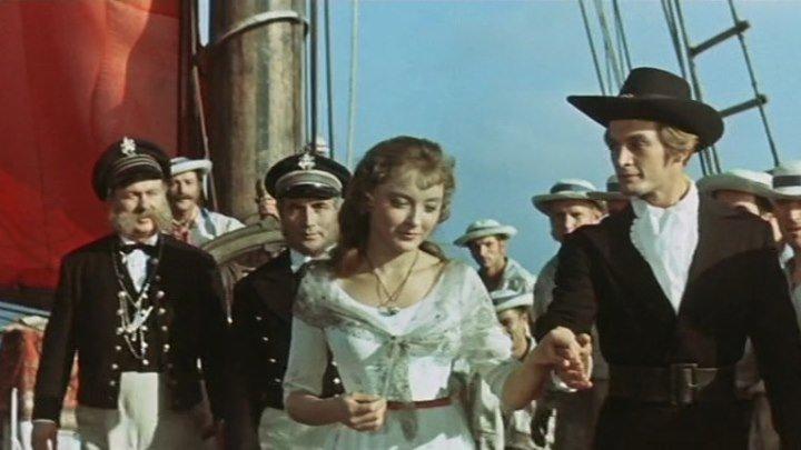 Кино = Алые паруса. (1961)