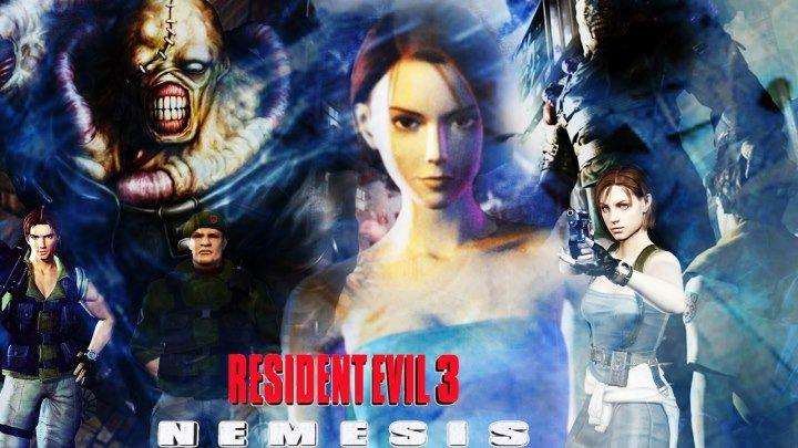 Resident Evil 3 Nemesis часть 2 Охотник за головами Немезида!