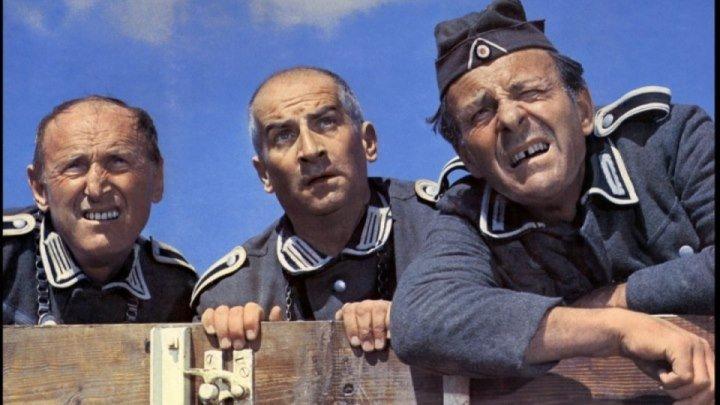 БOЛЬШAЯ ПPOГУЛKA 1966 HD комедия (Луи де Фюнес)