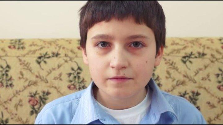 Александр К., 12 лет, Ростовская область