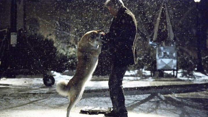 """""""Хатико: Самый верный друг"""" HD+ Драма, Семейный.(Ричард Гир)"""