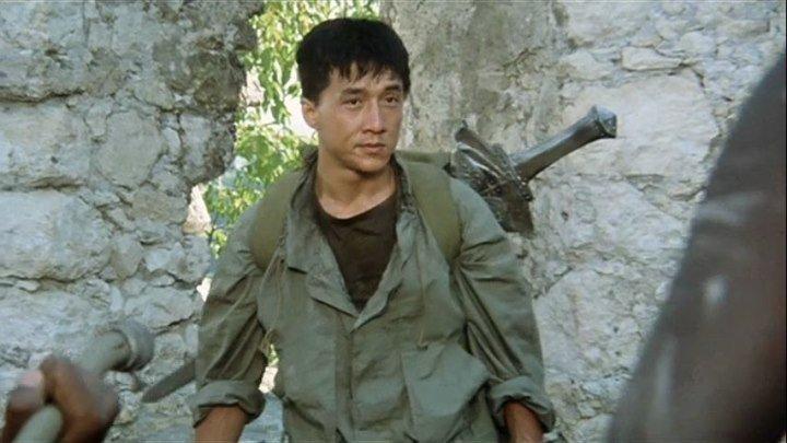 Доспехи Бога (1987) боевик, приключения, комедия