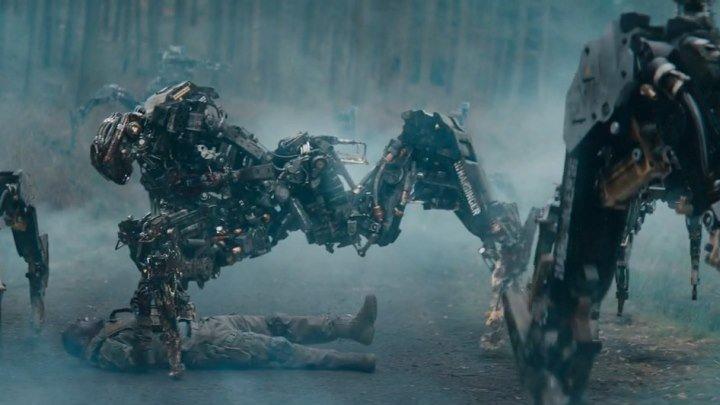 Команда уничтожить (Kill Command, 2016) Ужасы, Фантастика, Боевик.