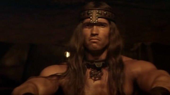 """Конан-варвар"" (1982) Боевик, Приключения, Фэнтези."