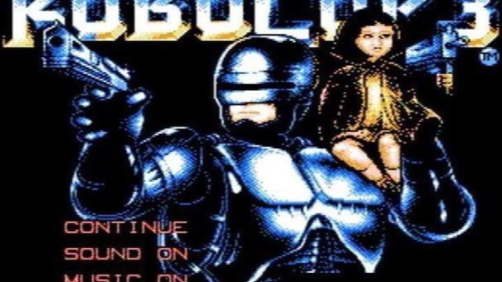 Робот-полицейский 3 (1993) Страна: США.