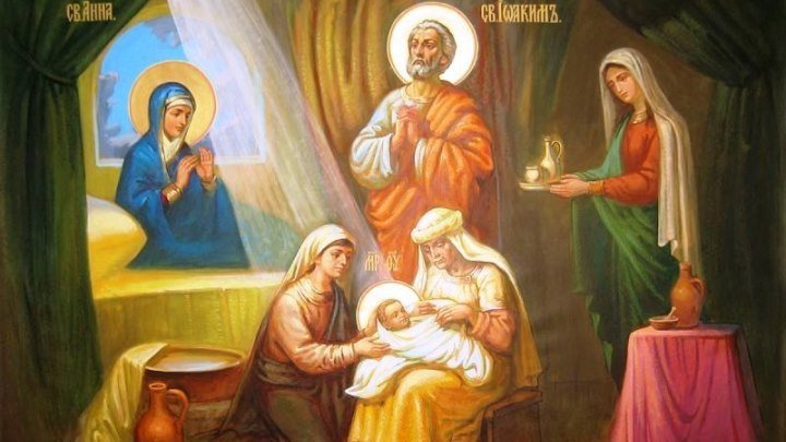 Рождество Пресвятой Богородицы. Великие праздники. Документальный фильм