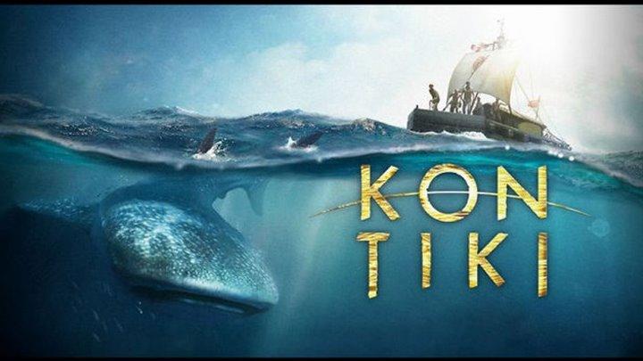 Кон-Тики (2012) биография драма приключения HD звук 5+