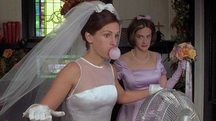 Сбежавшая невеста (1999) мелодрама,комедия