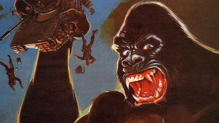 Кинг-Конг жив (приключенческая фантастика) | США, 1986