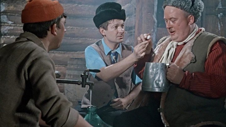 Самогонщики HD(комедия)1961