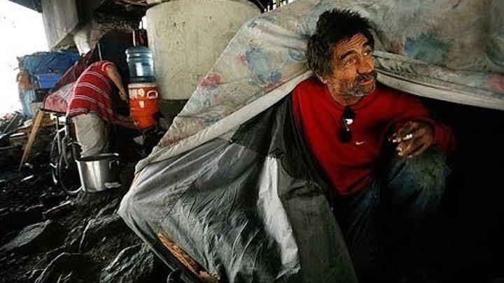Другая Америка: голод, нищета и безработица / Another America: hunger, poverty and unemployment