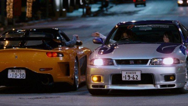 Тройной форсаж: Токийский Дрифт HD(боевик)2006 (12+)