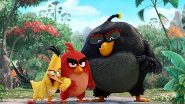 Angry Birds /Энгри Бердз (суб)