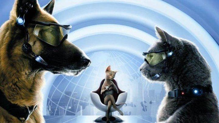 Кошки против собак (2001) приключения; комедия