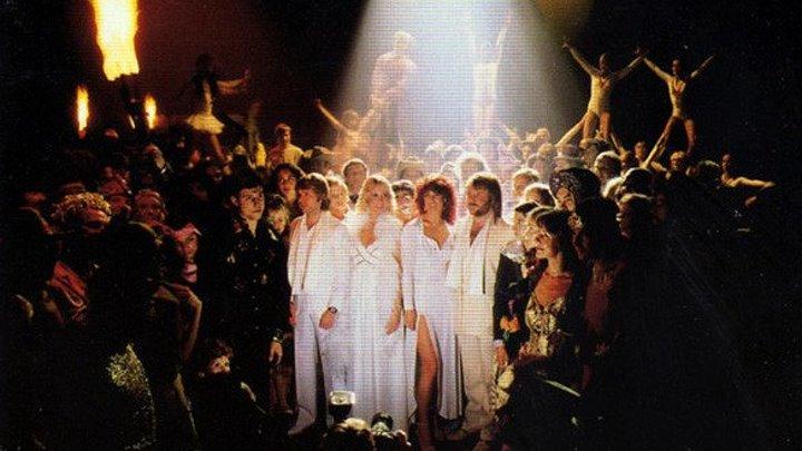 Abba - Super Trouper (Суперзвезда) клип 1980