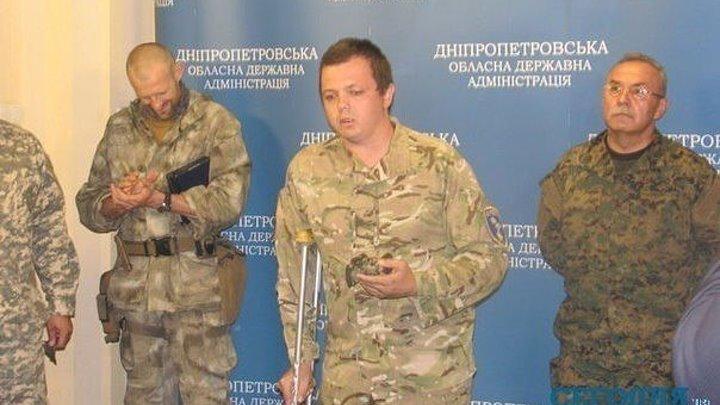 Семенченко у ГПУ рассказал, кто и как поедет арестовывать Шойгу